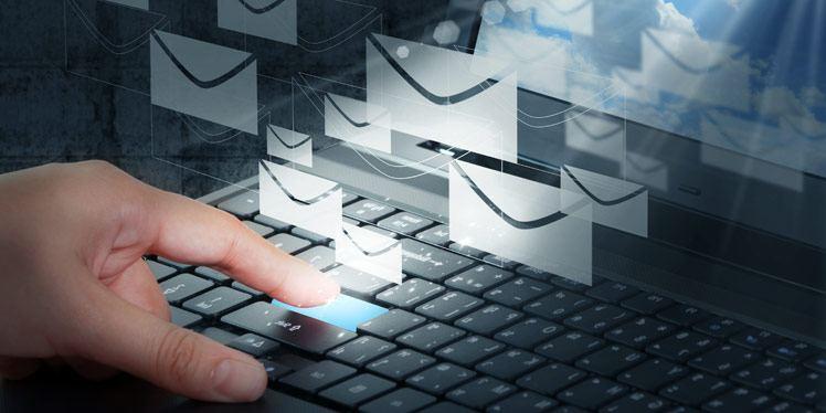 Upravljanje poštnih predalov