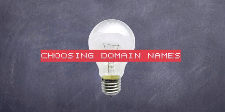 Kako pomembna je v resnici izbira imena vaše domene?