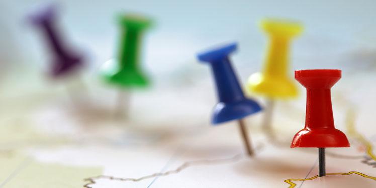 Pomen lokacije pri spletnem gostovanju