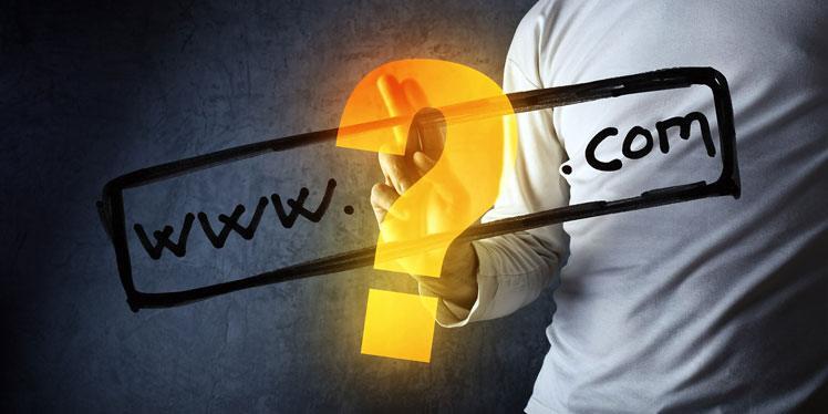 Najpomembnejši triki pri registraciji domen