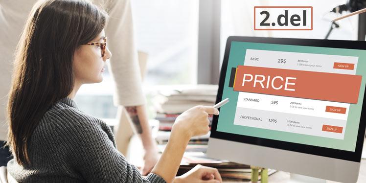 Dejanska cena poceni spletnega gostovanja (2. del)