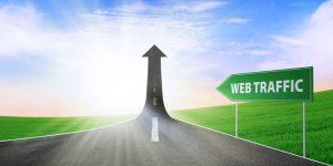 Povečajte obisk na spletni strani