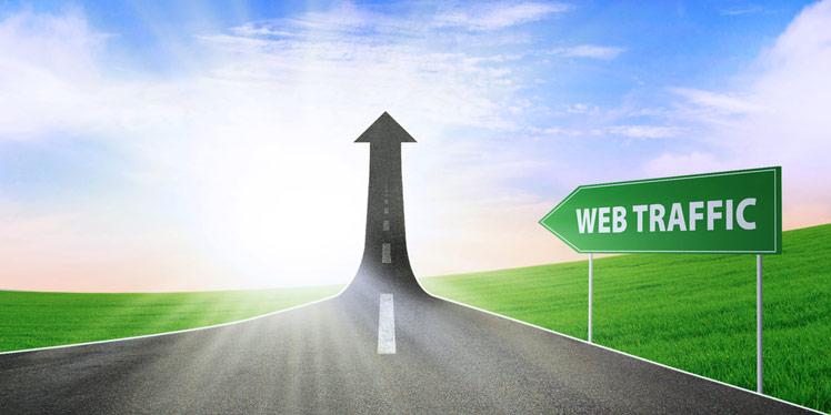 Povečajte obisk na svoji spletni strani!