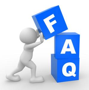 Spletno gostovanje - FAQ