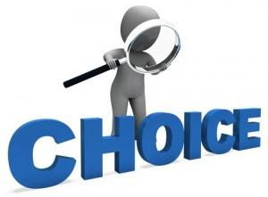 Pregled izbire
