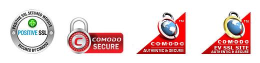 Pečati SSL certifikatov